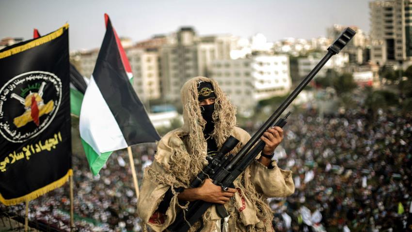 Islamic jihad 1