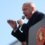 """Erdogan: """"Allah parancsolja a hitetlenekkel szembeni erőszakot"""""""