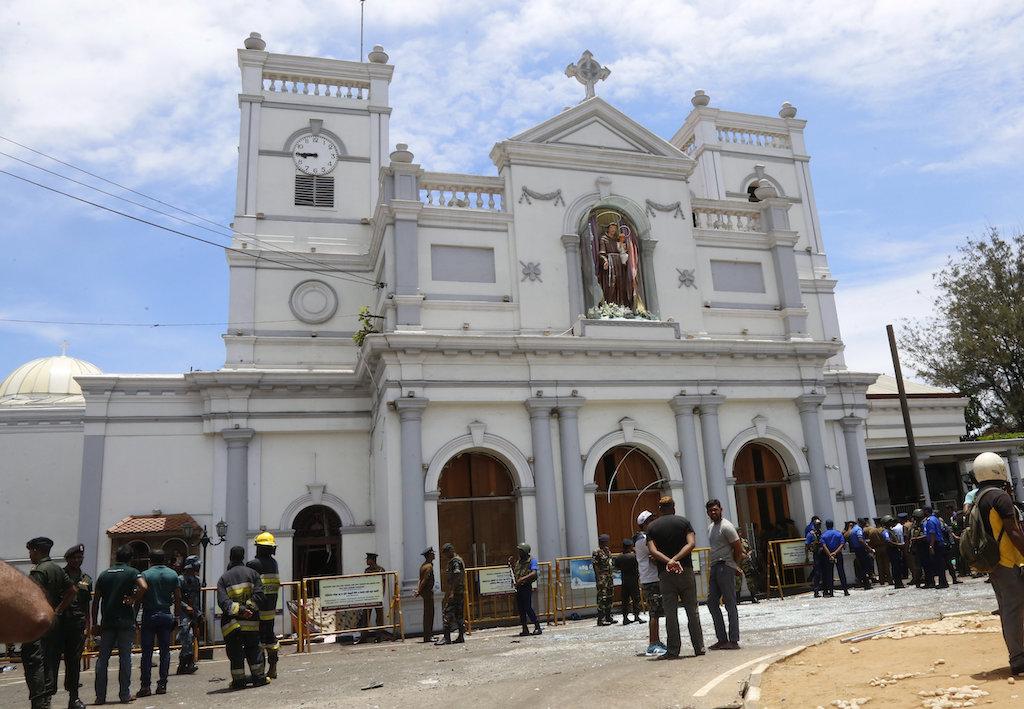 Merényletek Srí Lankán