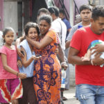 Terrorista anya — saját gyermekeivel robbantott a terhes Srí Lanka-i nő