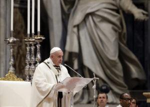A véres konfliktusok megállítását kérte Ferenc pápa