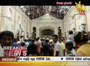Srí Lanka-i támadások — több mint 200 halott