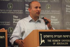 Izrael tíz év alatt megduplázná a Ciszjordániában levő zsidó települések lélekszámát
