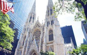 Valaki fel akarta gyújtani a Szent Patrick katedrálist?