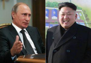 Kim Dzsong Un páncélvonattal érkezik első találkozójára Putyinnal