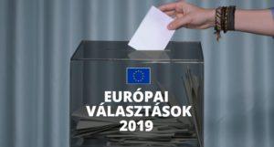 A korábbinál nagyobb aktivitással zajlik az európai parlamenti választás