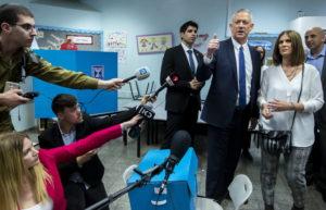 A Kék és Fehér visszautasítja az arab pártszövetség koalíciós ajánlatát