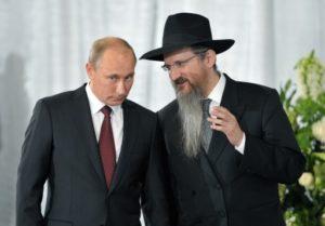 Az orosz főrabbi az orosz-izraeli kapcsolatok javulásában reménykedik