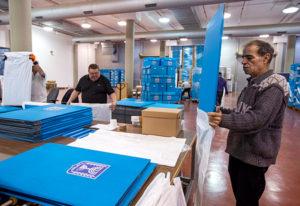 6 milliónál is több szavazót várnak ma az urnákhoz Izraelben