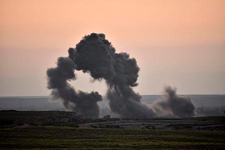 Izraelt vádolja egy légicsapásért a szíriai média