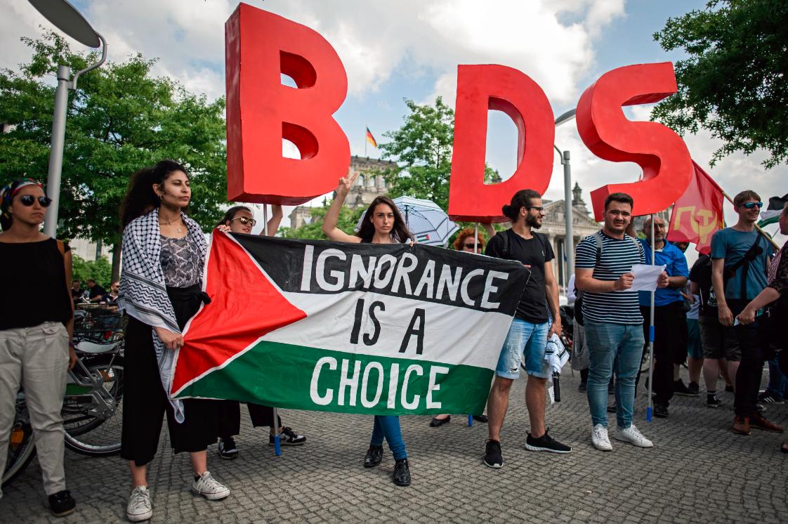 Hol siklik félre Izrael bojkott elleni harca?