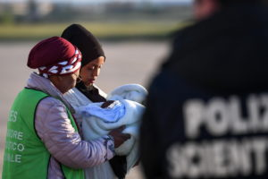 Majdnem egymillió bevándorló érkezett családegyesítés címén Európába