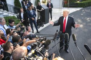 Trump: Netanjahu nagyszerű ember, sajnálatos, ami Izraelben történt