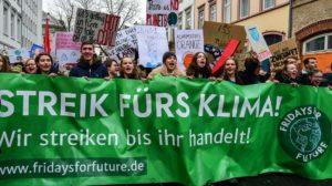 EP-választás Németországban: vörös gárda, zöld köntösben