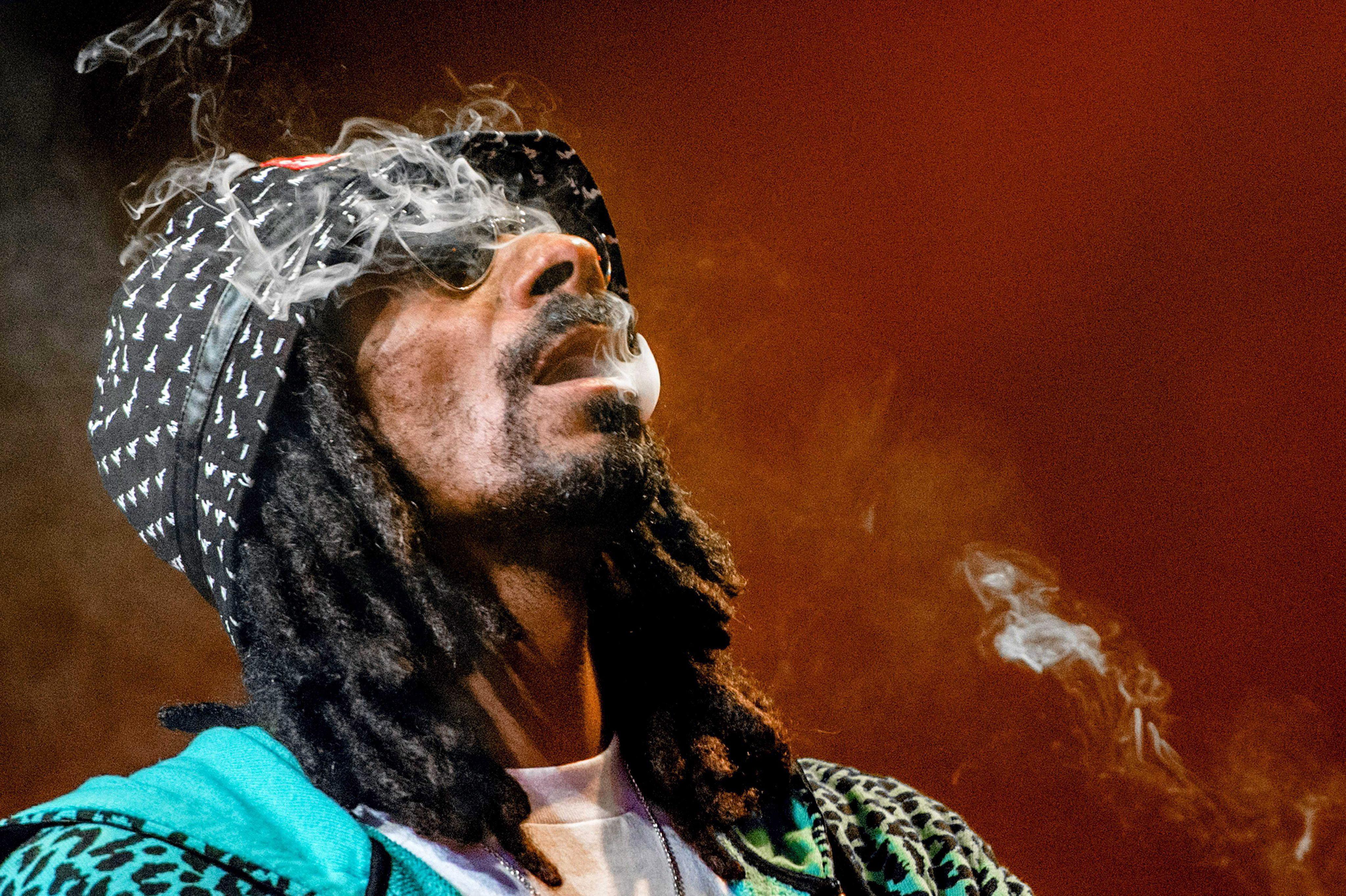 Snoop Dogg egy izraeli kannabiszcég reklámarca lett