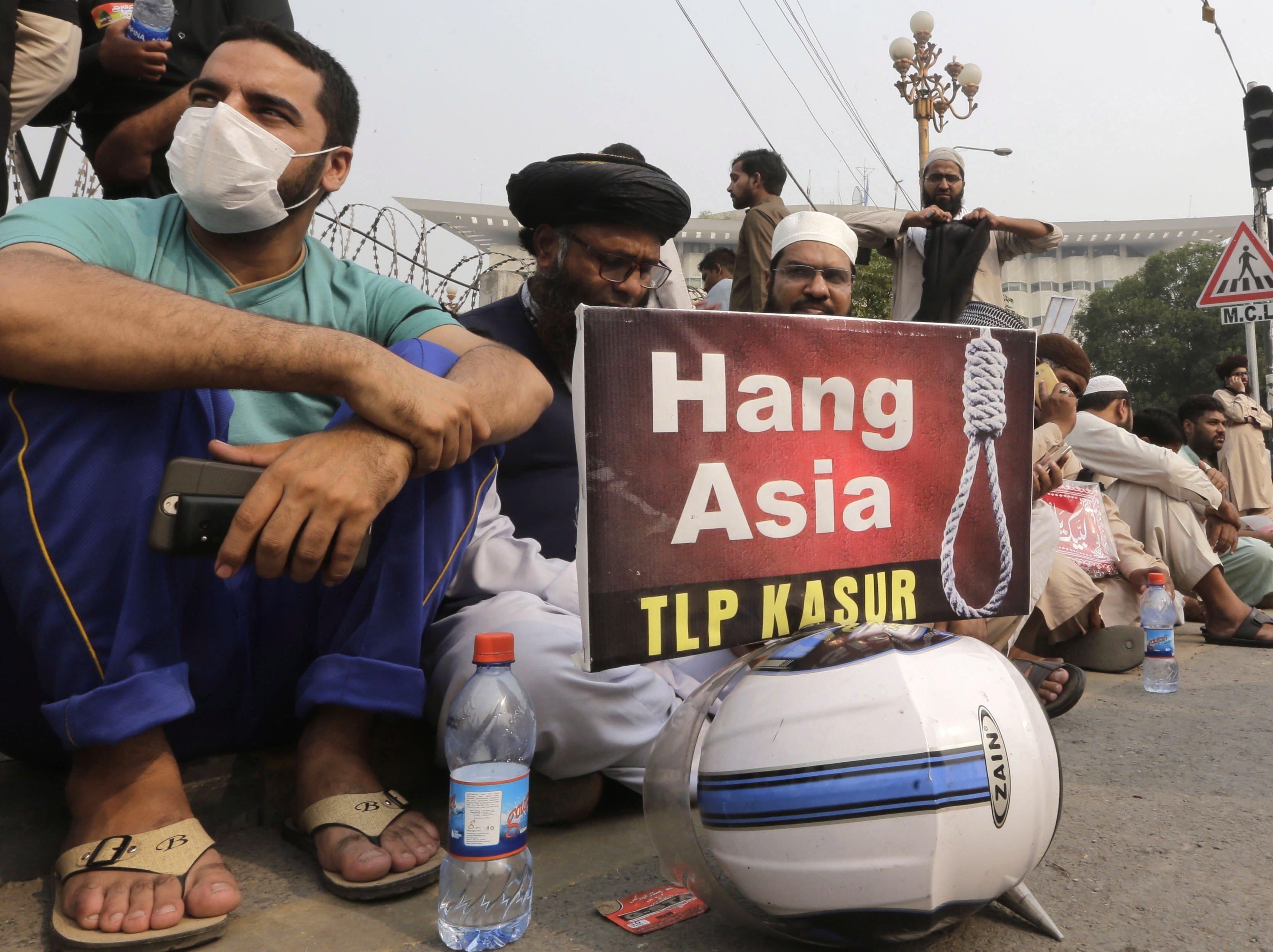 Felmentettek egy halálra ítélt nõt Pakisztánban