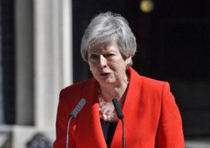 A brit zsidóság hálás a távozó Theresa May-nek