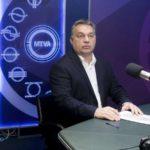 """Orbán Viktor: """"Ha a kényszer rávisz, megtesszük"""""""