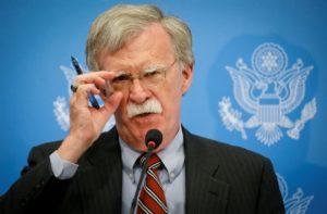 Casus belli? Bolton szerint Irán lékelte meg a tartályhajókat az Arab-öbölben
