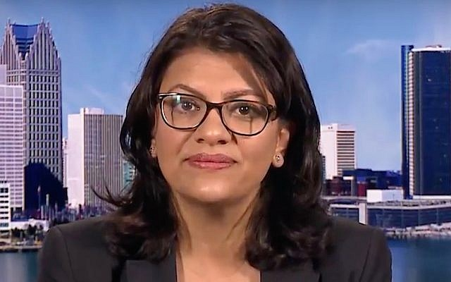 Terroristát vett védelmébe a demokraták palesztin-amerikai képviselőnője