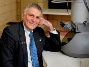 Nobel-díjas izraeli tudóst ismertek el Budapesten