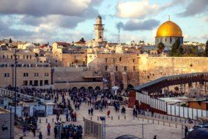 A jeruzsálemi turisták száma nő leggyorsabban a világon