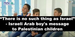 A palesztin tévé szerint nincs is olyan, hogy Izrael