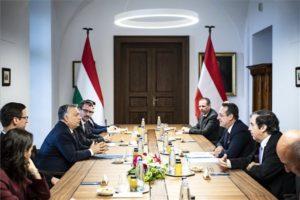 Orbán nem támogatja Webert bizottsági elnöknek