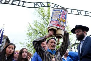Chábád-modell a holokauszt emlékének megőrzésére