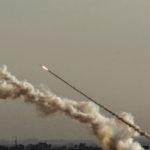 150 rakétát lőttek ki kedden Izraelre