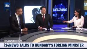 Szijjártó: Magyarország kész megvédeni Izraelt az ENSZ-ben