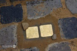 Botlatókövet kaptak Kulka János nagyszülei Szlovákiában