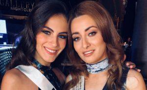 Izraelt védi az arab szépségkirálynő