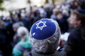 """""""Az antiszemitizmus Németországban a mindennapi élet részévé vált a zsidók számára"""""""