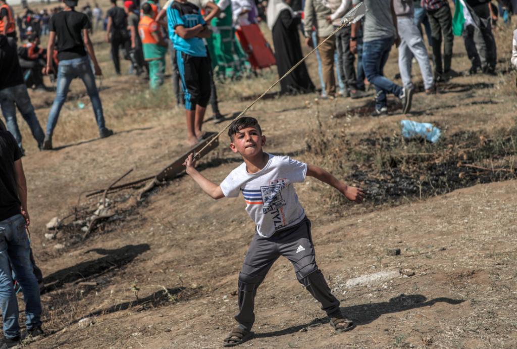 Önmagát robbantotta fel a palesztin terrorista