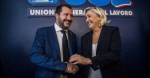"""""""Szuperfrakciót"""" hozna létre Le Pen az Európai Parlamentben"""