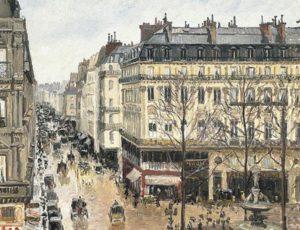 Nem kaphatják vissza eredeti tulajdonosai a Pissarro-festményt