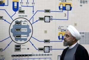 Irán válaszolt: négyszeresére növelte az urándúsítást