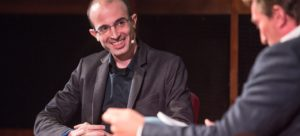 Budapesten tart előadást Yuval Noah Harari, a népszerű történész