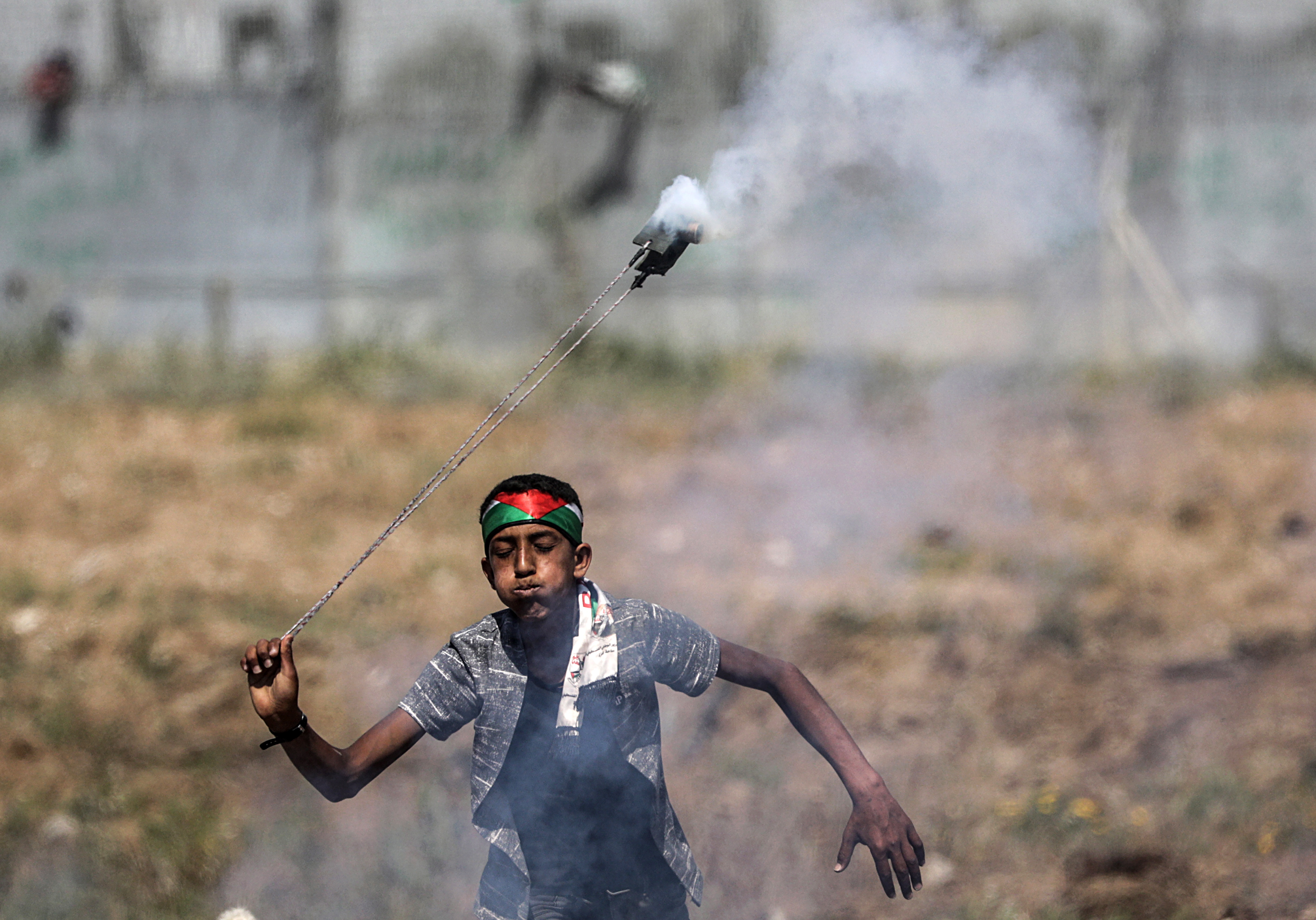 Elnyomott palesztinok vagy elnyomó terroristák?