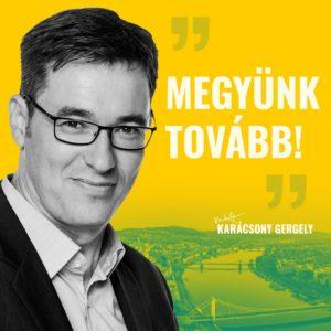 Karácsony Gergely nyerte az ellenzéki előválasztást