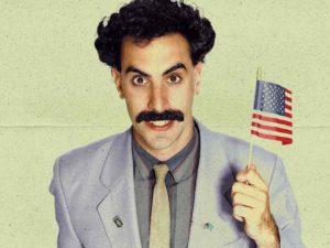 Borat szerint a Twitter nélkül Trump nem lett volna elnök