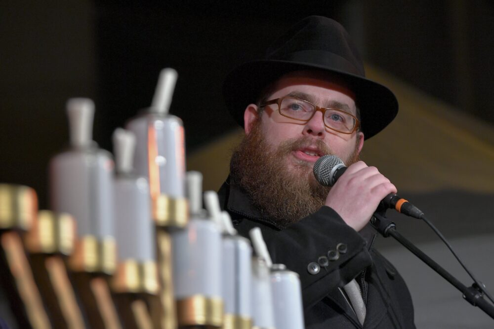"""""""A zsidók biztonsága egyben minden európai biztonsága"""""""