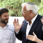 Friedman: Izraelnek joga van Júdea és Szamária egyes részeit annektálni, de nem az egészet