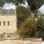 Csőbombát dobtak Ráhel sírjára
