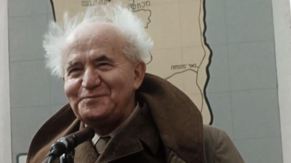 Megdöbbentő új részletek kerültek elő Ben-Gurion naplójából