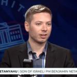 """Jair Netanjahu Budapesten: Soros """"éjjel-nappal"""" Izrael lerombolásán dolgozik"""