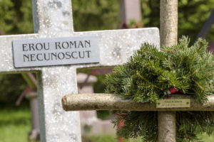 Romanian Hungarians protest nationalization of military cemetery