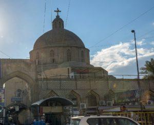 Irakban folyamatosan romlik a keresztények helyzete