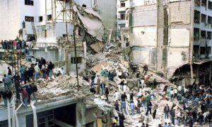 Ma 25 éve sújtott le a terror az argentin zsidókra